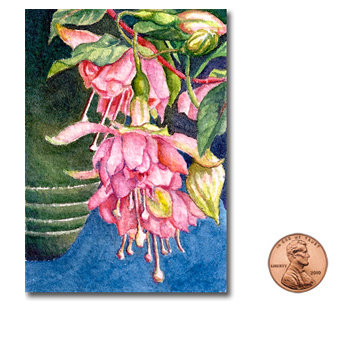 Galleries Fuchsia Lore Art Of Jillian Crider Artist
